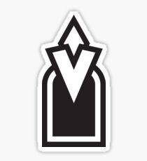 Here Sticker