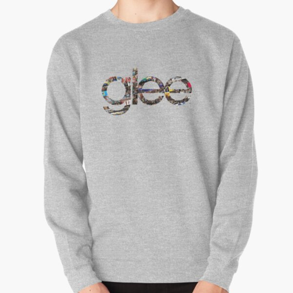 Glee logo Pullover Sweatshirt