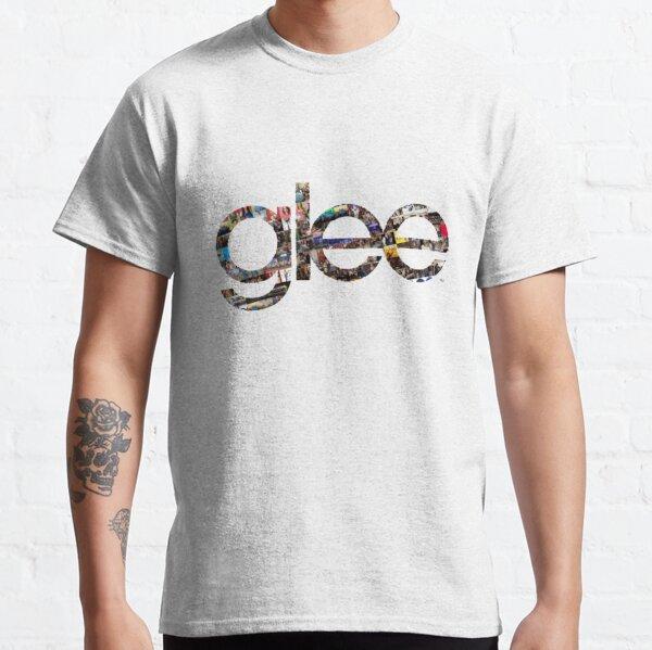 logo Glee T-shirt classique