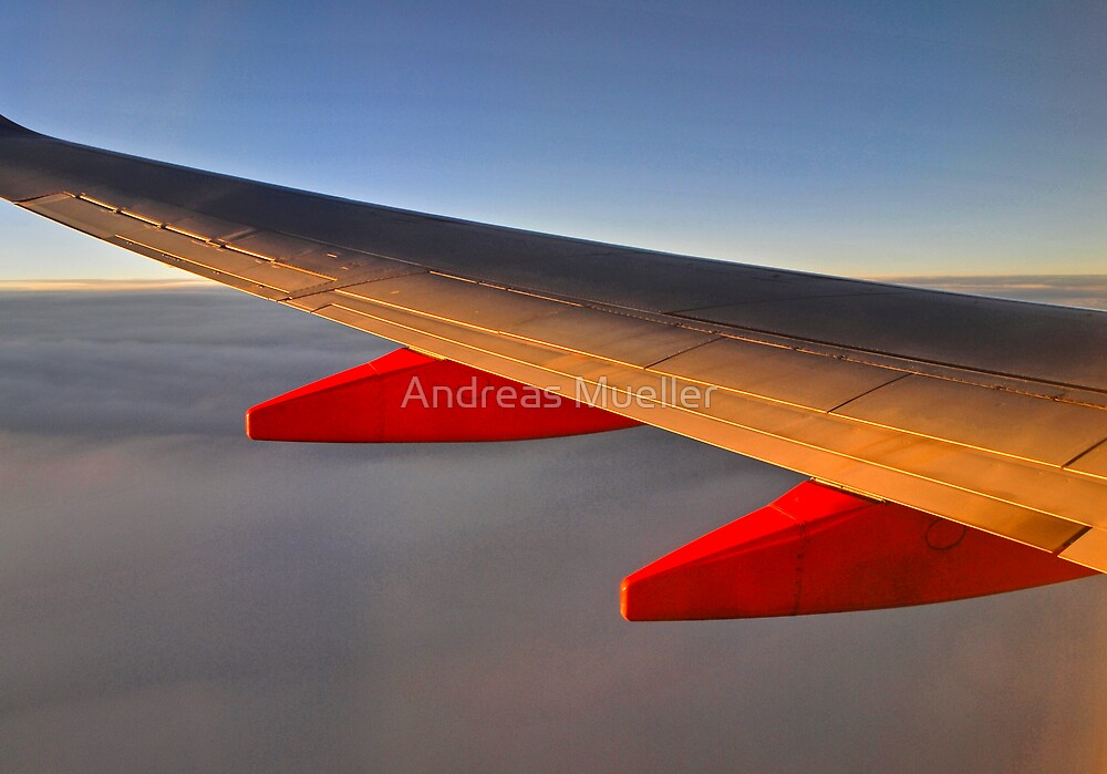 Heading East On Southwest by Andreas Mueller