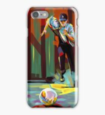 The Showdown iPhone Case/Skin