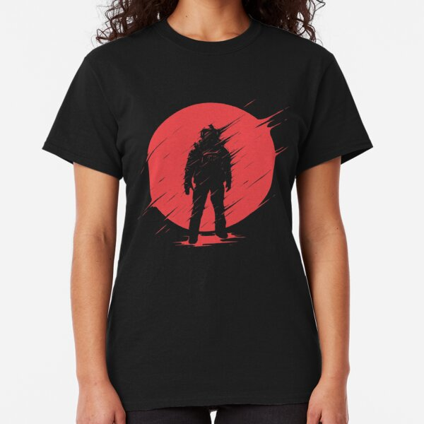 Red Sphere Classic T-Shirt