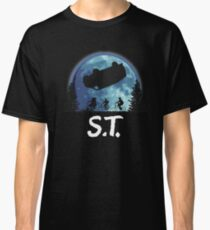 Stranger Things & E.T. Classic T-Shirt