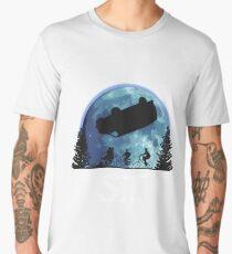 Stranger Things & E.T. Men's Premium T-Shirt