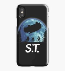 Stranger Things & E.T. iPhone Case/Skin