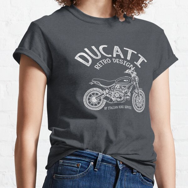 Ducati Scrambler retro design Classic T-Shirt