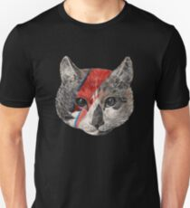 Rock the Bowie Cat Unisex T-Shirt