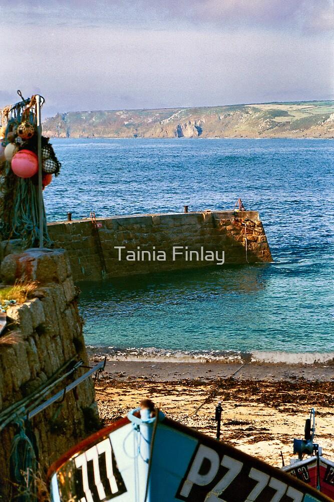 Sennen Quay by Tainia Finlay
