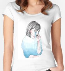 i feel it fill Women's Fitted Scoop T-Shirt