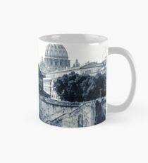 A look at history - St. Peter's Basilica Mug