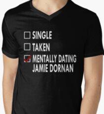 mentally dating jamie dornan t shirt