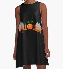 Halloween  A-Line Dress