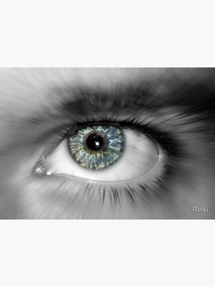 Eye-D by Ruski