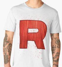 Blast Off Rocket Men's Premium T-Shirt