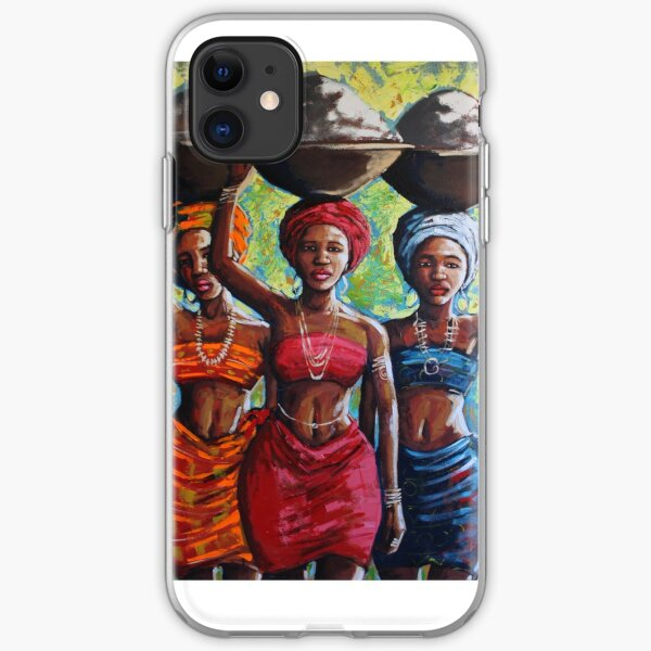 African Queens iPhone Soft Case