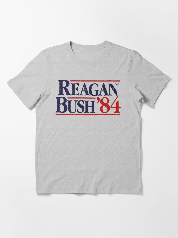 145872929 CafePress Reagan Bush /'84 T Shirt Mens Tri-blend T-Shirt