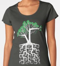 Square Root Women's Premium T-Shirt