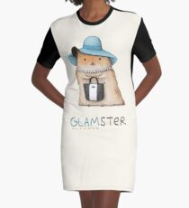 Glamster Graphic T-Shirt Dress