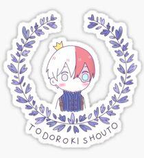 Todoroki Sticker