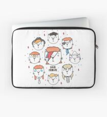The 9 Lives of David Meowie Laptop Sleeve
