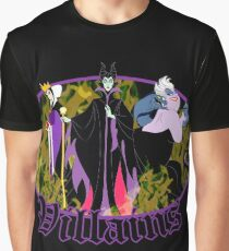 Villains Graphic T-Shirt