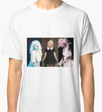 Courtney triptych  Classic T-Shirt