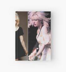 Courtney triptych  Hardcover Journal