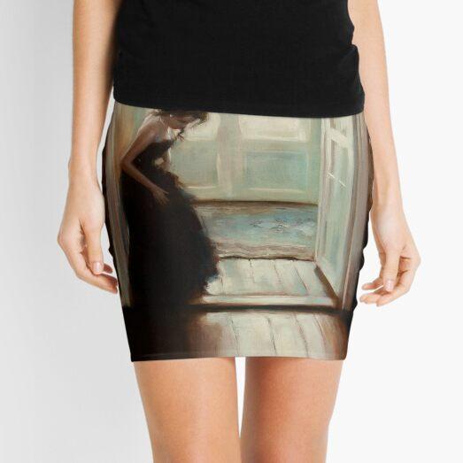 On the Doorstep Mini Skirt