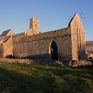 Corcomore abbey view by John Quinn
