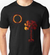 South Carolina Solar Eclipse 2017 Unisex T-Shirt