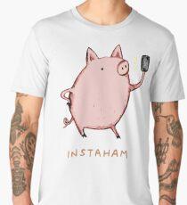 Instaham Men's Premium T-Shirt