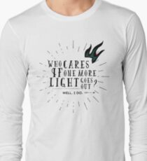 One More Light: Chester Bennington Tribute T-Shirt