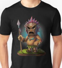Tiki Warrior T-Shirt