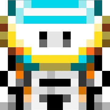 Nando Pixel Art by FelixR1991