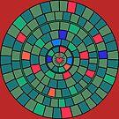 Circle of colours by Kawira Mwirichia