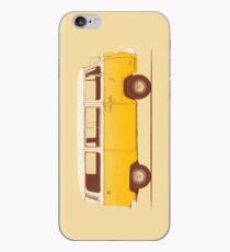 Gelber Van iPhone-Hülle & Cover