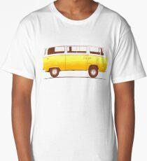 Yellow Van Long T-Shirt