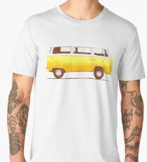 Yellow Van Men's Premium T-Shirt