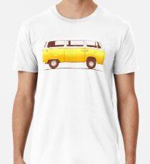 Yellow Van Men's Premium T-Shirt