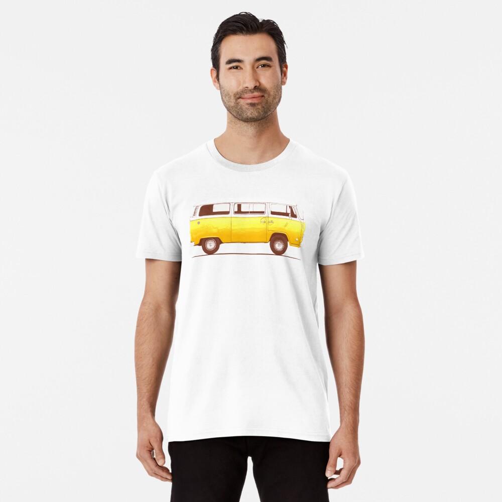 Yellow Van Premium T-Shirt