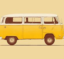 Yellow Van by Florent Bodart