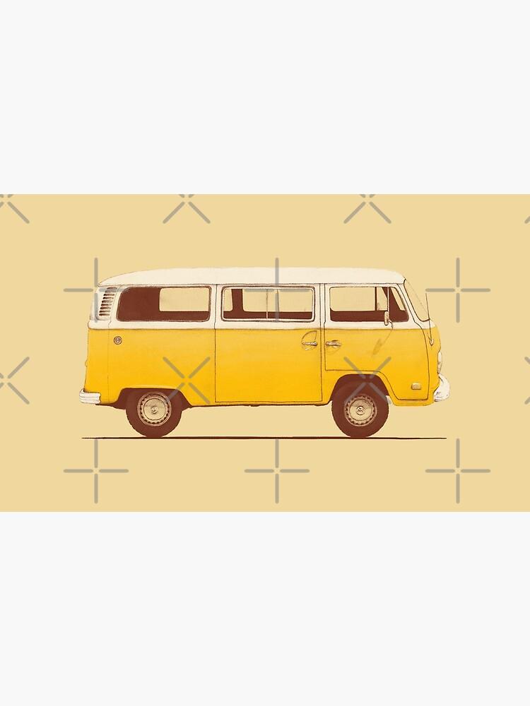 Yellow Van by florentbodart