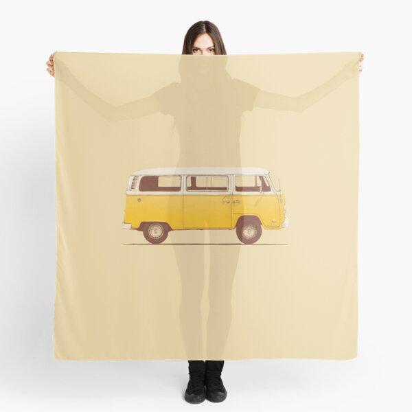 Yellow Van Scarf