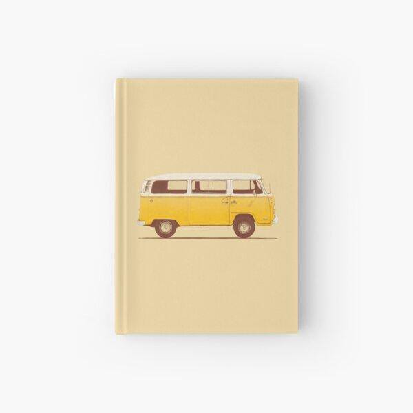 Gelber Van Notizbuch