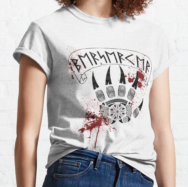 Berserker, Wikingerstil Classic T-Shirt