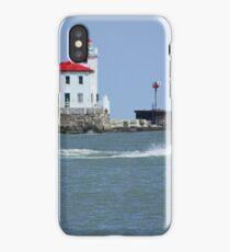 Fairport Harbor Lighthouse iPhone Case/Skin