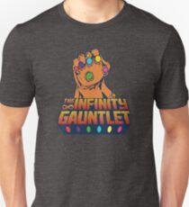 Infinity Gauntlet - Power Unisex T-Shirt