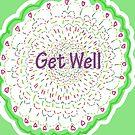 Wishing Well Mandala by KazM