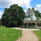 Mill Creek Gazebo by Jack Ryan