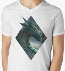 Le dragon des marais T-shirt col V